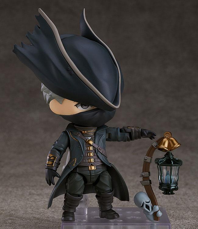 ねんどろいど『狩人』Bloodborne 可動フィギュア-004