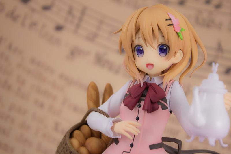 【再販】ご注文はうさぎですか??『ココア(Cafe Style)』1/7 完成品フィギュア-008