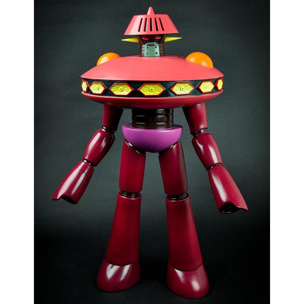 40cmソフビ『円盤獣ドムドム』UFOロボ グレンダイザー 完成品フィギュア