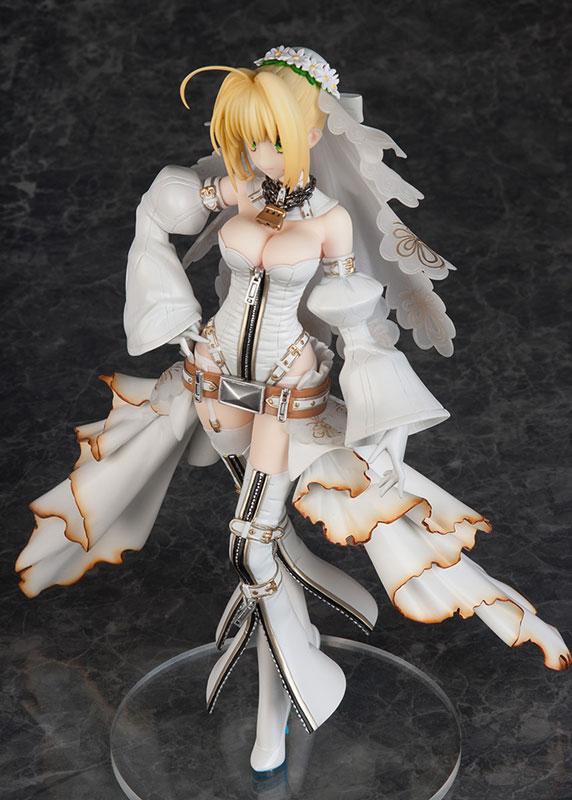 【再販】Fate/Grand Order『セイバー/ネロ・クラウディウス[ブライド]』完成品フィギュア-010