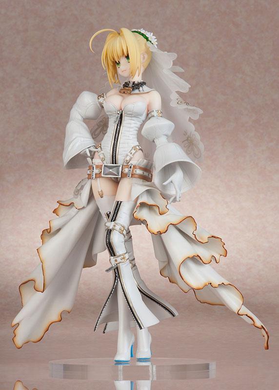 【再販】Fate/Grand Order『セイバー/ネロ・クラウディウス[ブライド]』完成品フィギュア-014
