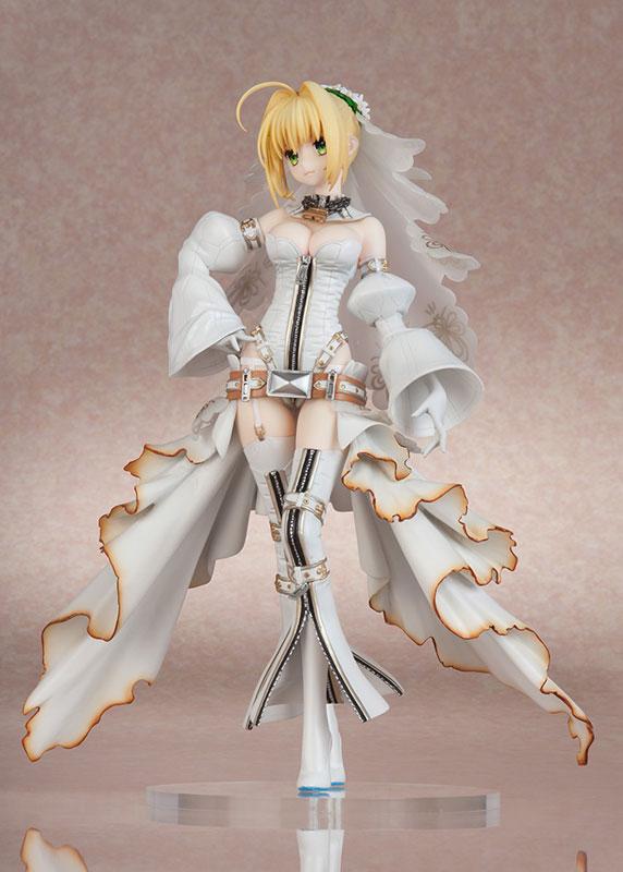 【再販】Fate/Grand Order『セイバー/ネロ・クラウディウス[ブライド]』完成品フィギュア-015