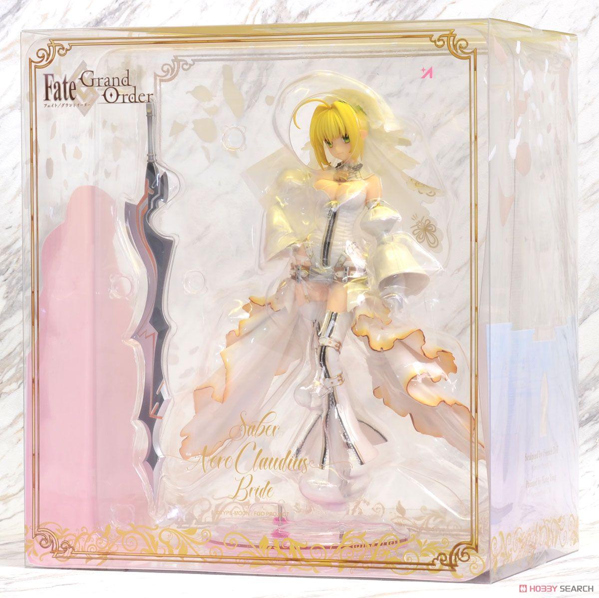 【再販】Fate/Grand Order『セイバー/ネロ・クラウディウス[ブライド]』完成品フィギュア-018