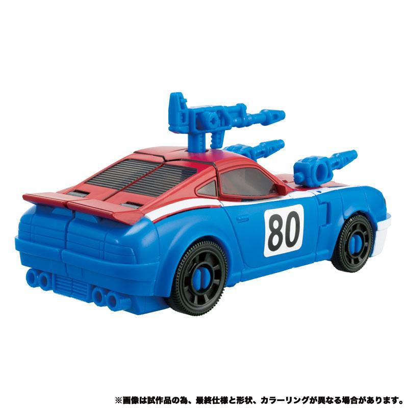 トランスフォーマー アースライズ『ER-07 スモークスクリーン』可変可動フィギュア-005