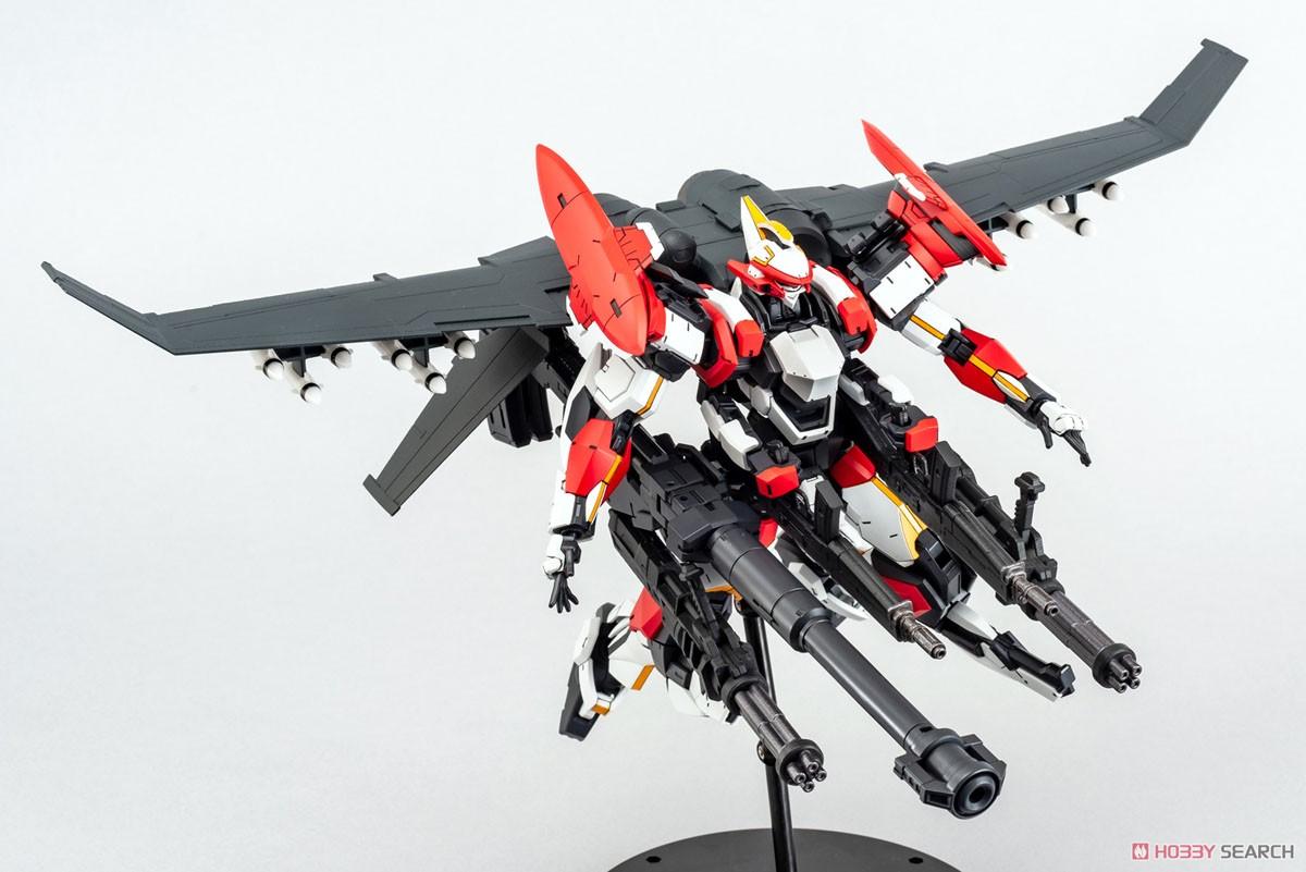 【再販】ACKS『ARX-8 レーバテイン 最終決戦仕様』フルメタル・パニック!IV 1/48 プラモデル-002