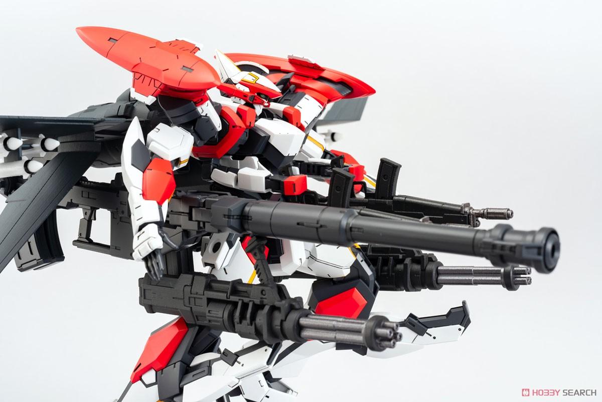 【再販】ACKS『ARX-8 レーバテイン 最終決戦仕様』フルメタル・パニック!IV 1/48 プラモデル-004