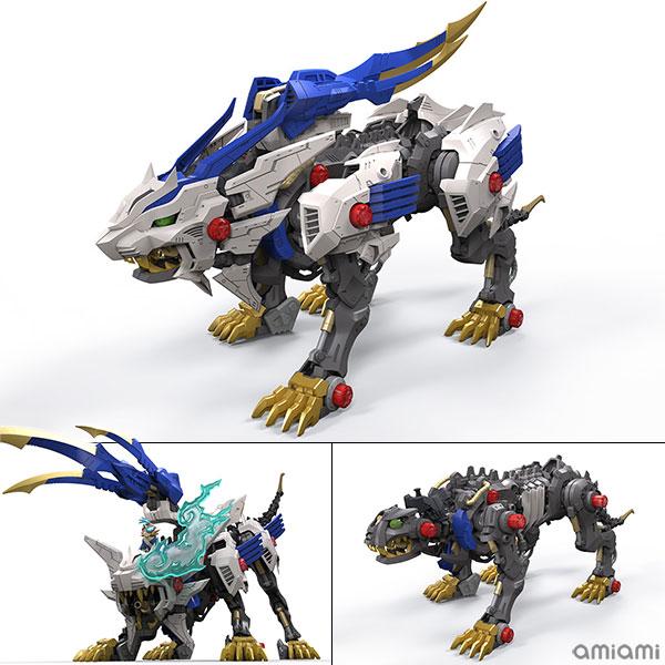 HMM『ワイルドライガー』ゾイドワイルド 1/35 プラモデル
