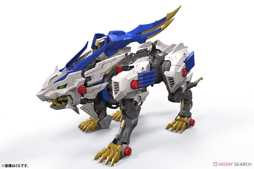 HMM『ワイルドライガー』ゾイドワイルド 1/35 プラモデル-001