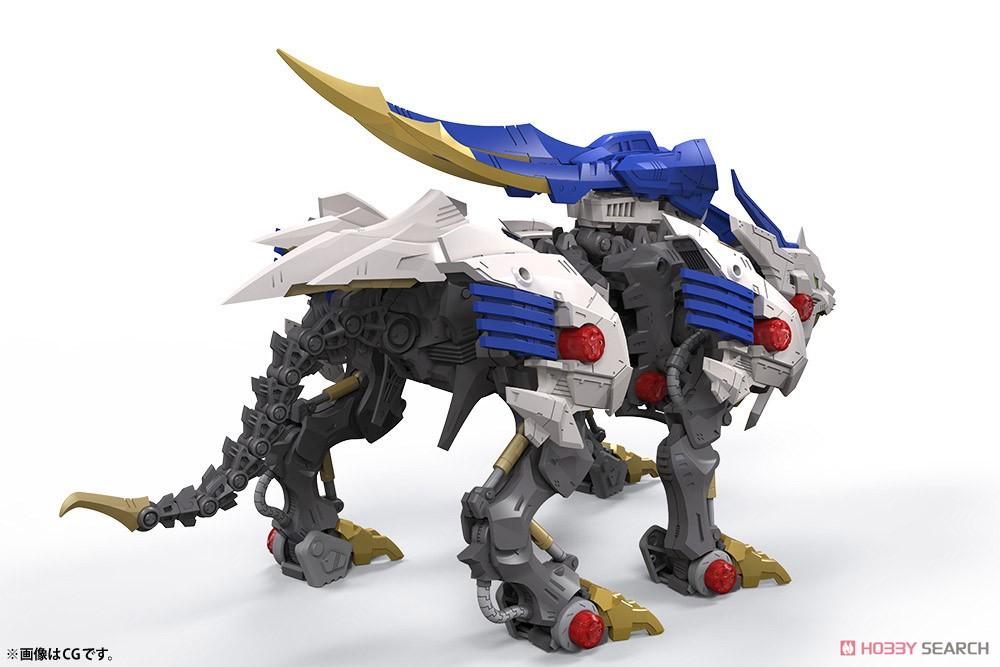HMM『ワイルドライガー』ゾイドワイルド 1/35 プラモデル-002
