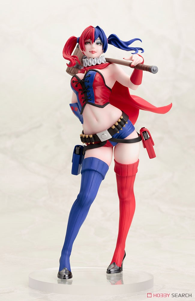 【再販】DC COMICS美少女『ハーレイ・クイン NEW52 ver. 2nd Edition』DC UNIVERSE 1/7 完成品フィギュア-002