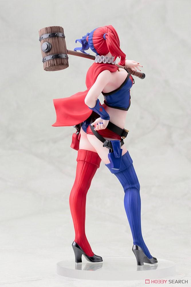 【再販】DC COMICS美少女『ハーレイ・クイン NEW52 ver. 2nd Edition』DC UNIVERSE 1/7 完成品フィギュア-007