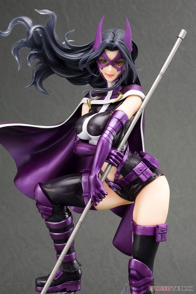 【再販】DC COMICS美少女『ハントレス 2nd Edition』DC UNIVERSE 1/7 完成品フィギュア-008