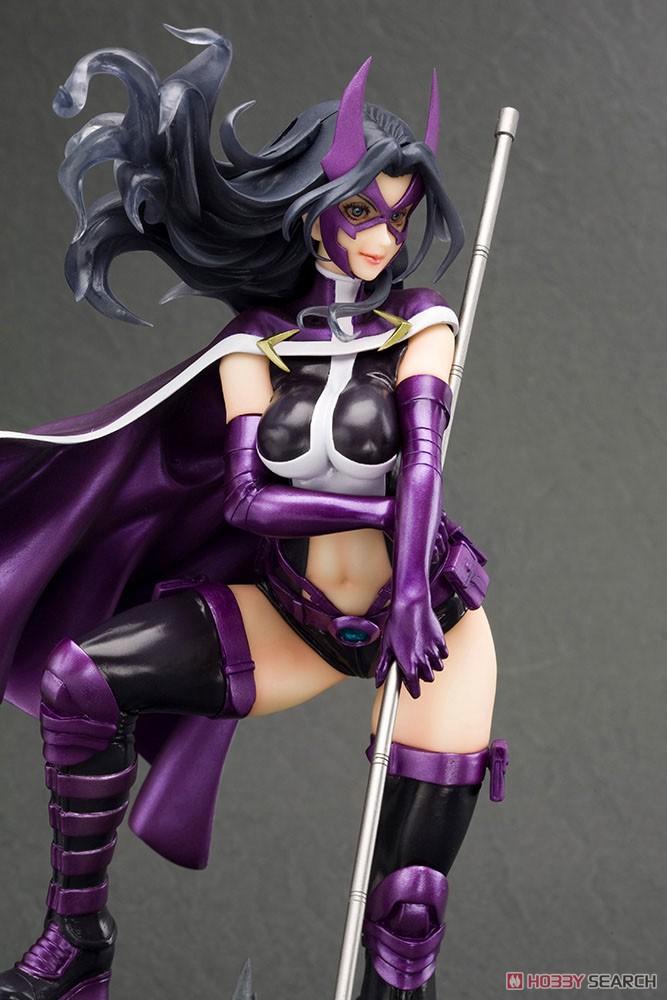【再販】DC COMICS美少女『ハントレス 2nd Edition』DC UNIVERSE 1/7 完成品フィギュア-009