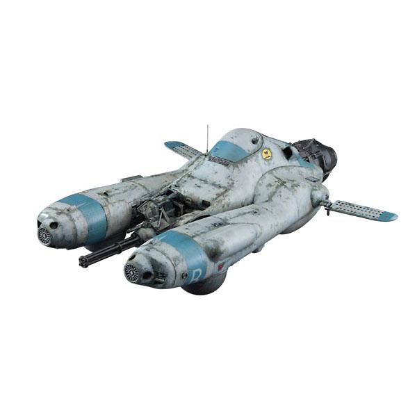 マシーネンクリーガー『反重力装甲戦闘機 Pkf.85 ファルケ `ボマーキャット`』1/20 プラモデル