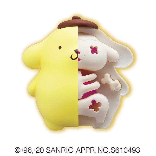 サンリオ『KAITAI FANTASY サンリオキャラクターズ』4個入りBOX-006