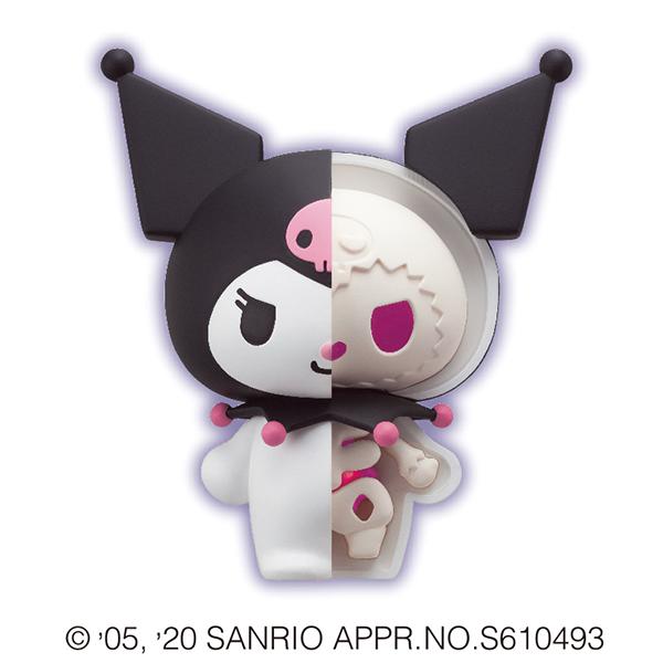 サンリオ『KAITAI FANTASY サンリオキャラクターズ』4個入りBOX-009