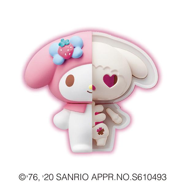 サンリオ『KAITAI FANTASY サンリオキャラクターズ』4個入りBOX-012