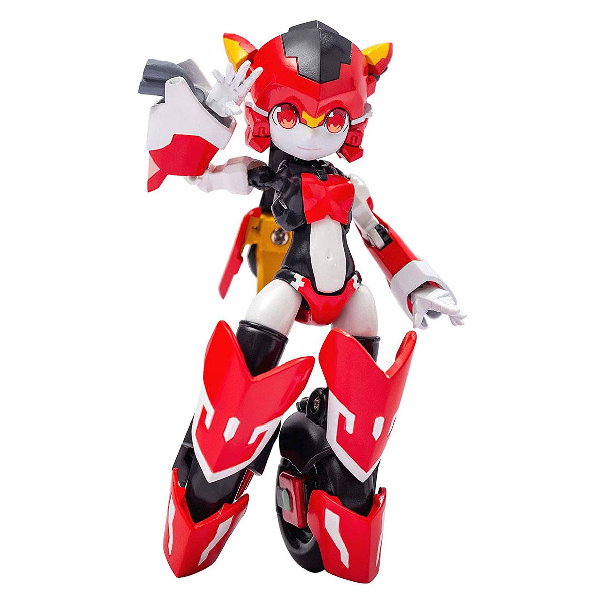 魔姫変形シリーズ『疾速紅音(スカーレットソニック)』可変可動フィギュア-001
