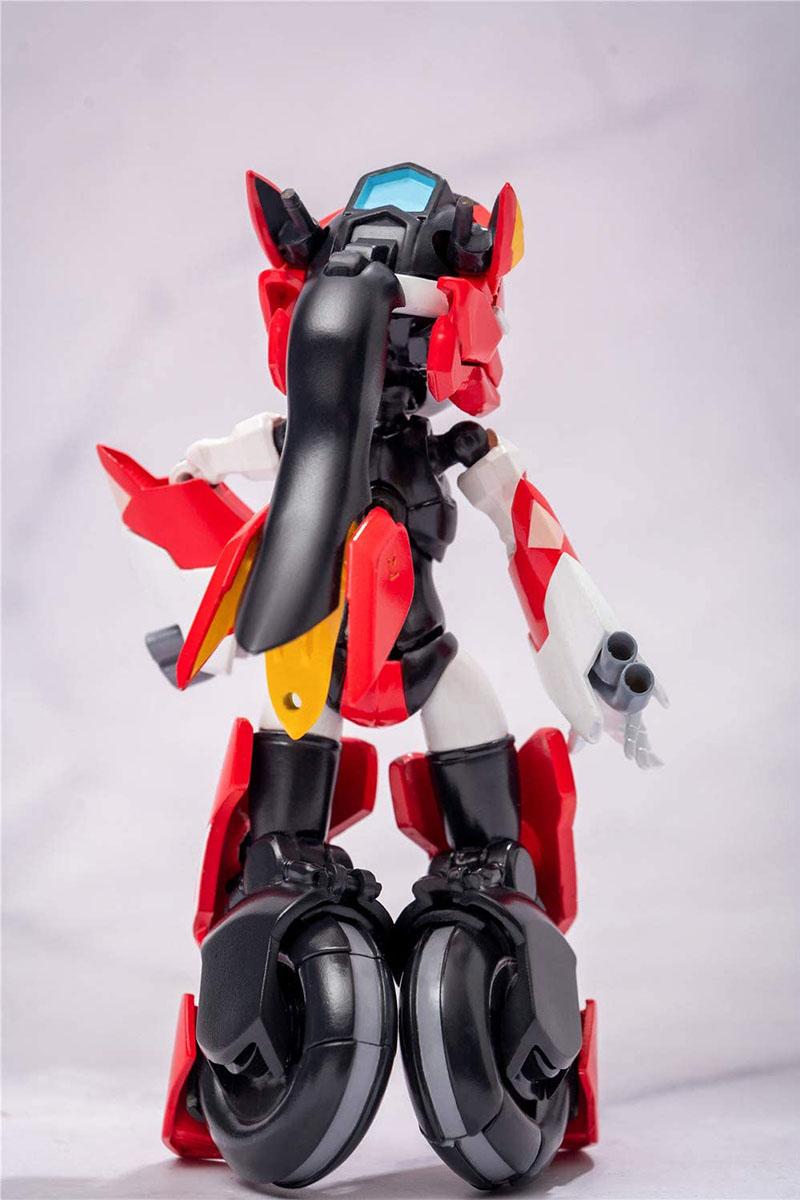 魔姫変形シリーズ『疾速紅音(スカーレットソニック)』可変可動フィギュア-002