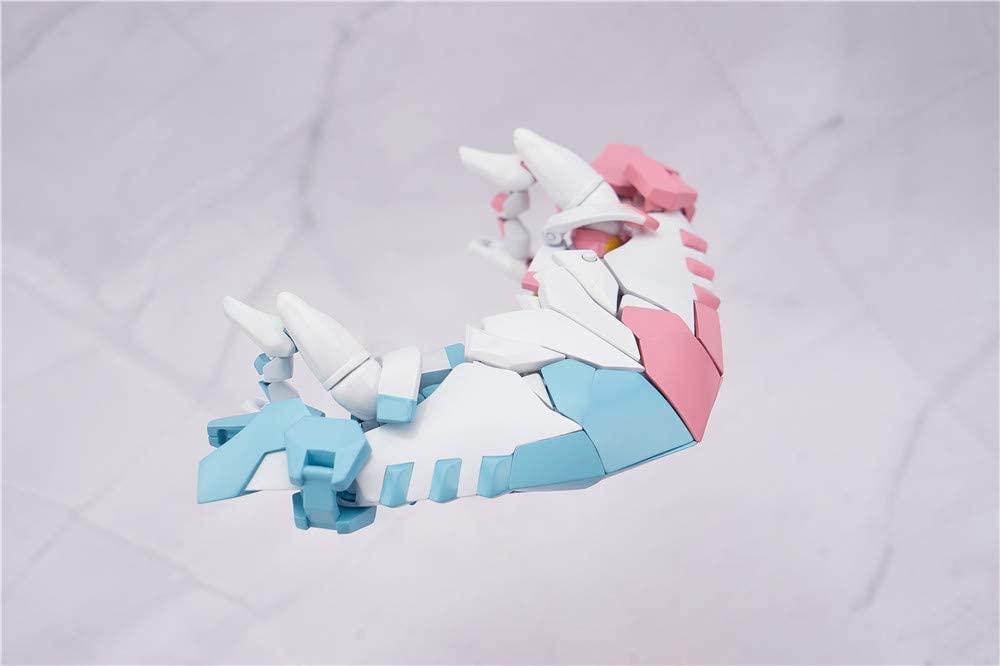 魔姫変形シリーズ『疾速紅音(スカーレットソニック)』可変可動フィギュア-015