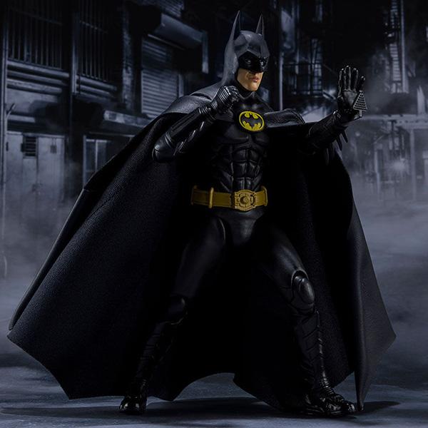 【限定販売】S.H.Figuarts『バットマン(BATMAN 1989)』可動フィギュア