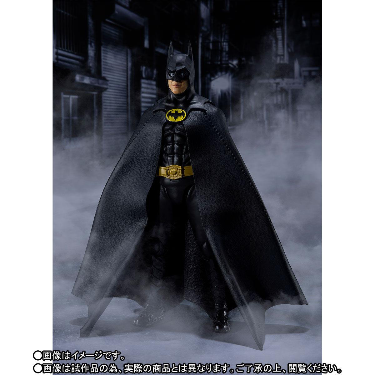 【限定販売】S.H.Figuarts『バットマン(BATMAN 1989)』可動フィギュア-002