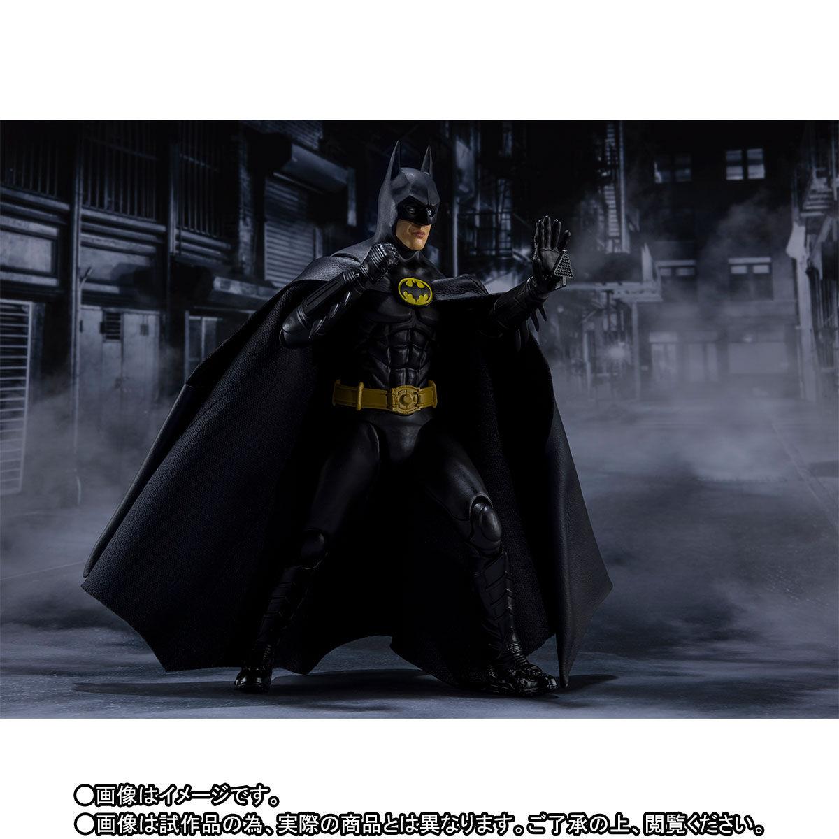 【限定販売】S.H.Figuarts『バットマン(BATMAN 1989)』可動フィギュア-003