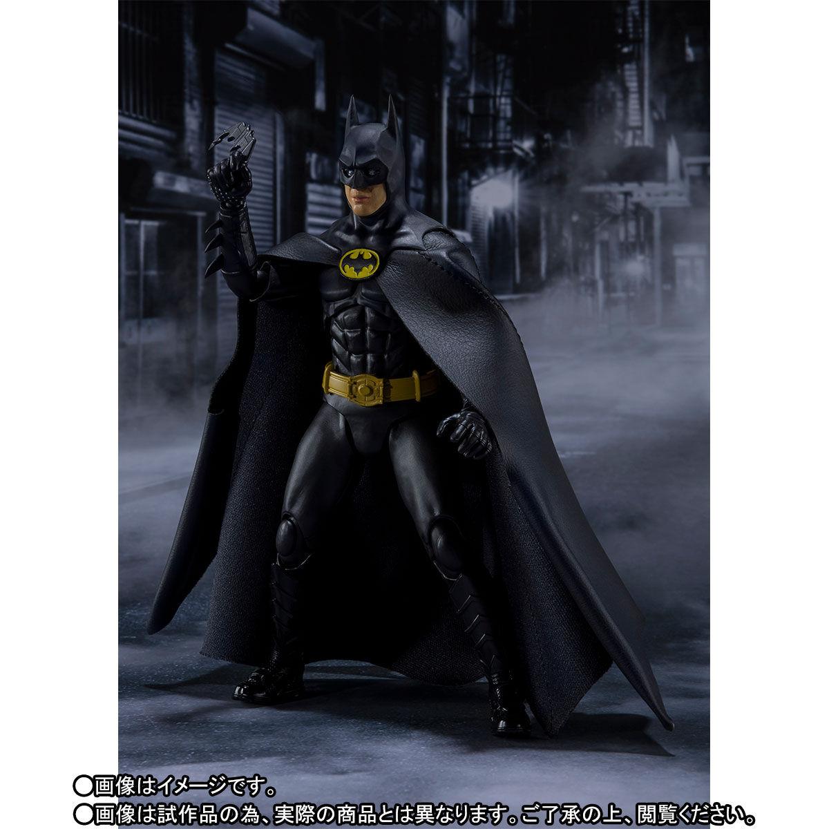 【限定販売】S.H.Figuarts『バットマン(BATMAN 1989)』可動フィギュア-004