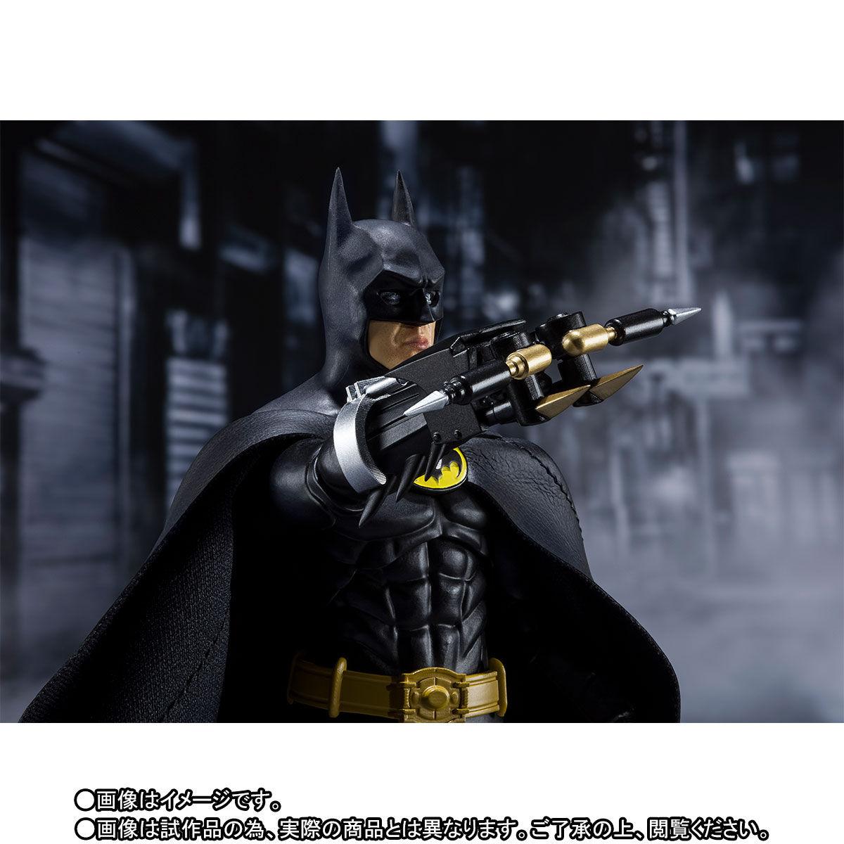 【限定販売】S.H.Figuarts『バットマン(BATMAN 1989)』可動フィギュア-005
