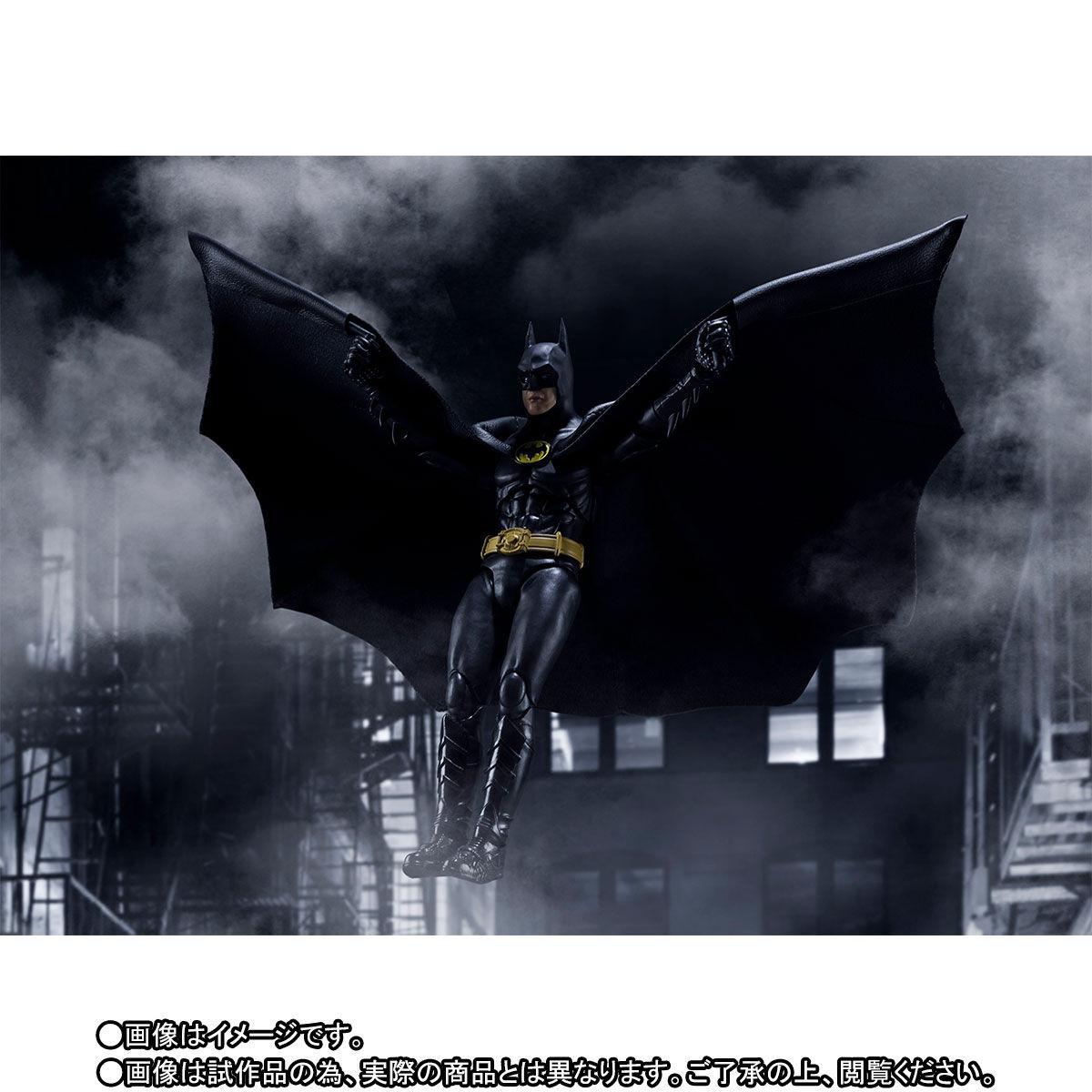 【限定販売】S.H.Figuarts『バットマン(BATMAN 1989)』可動フィギュア-006