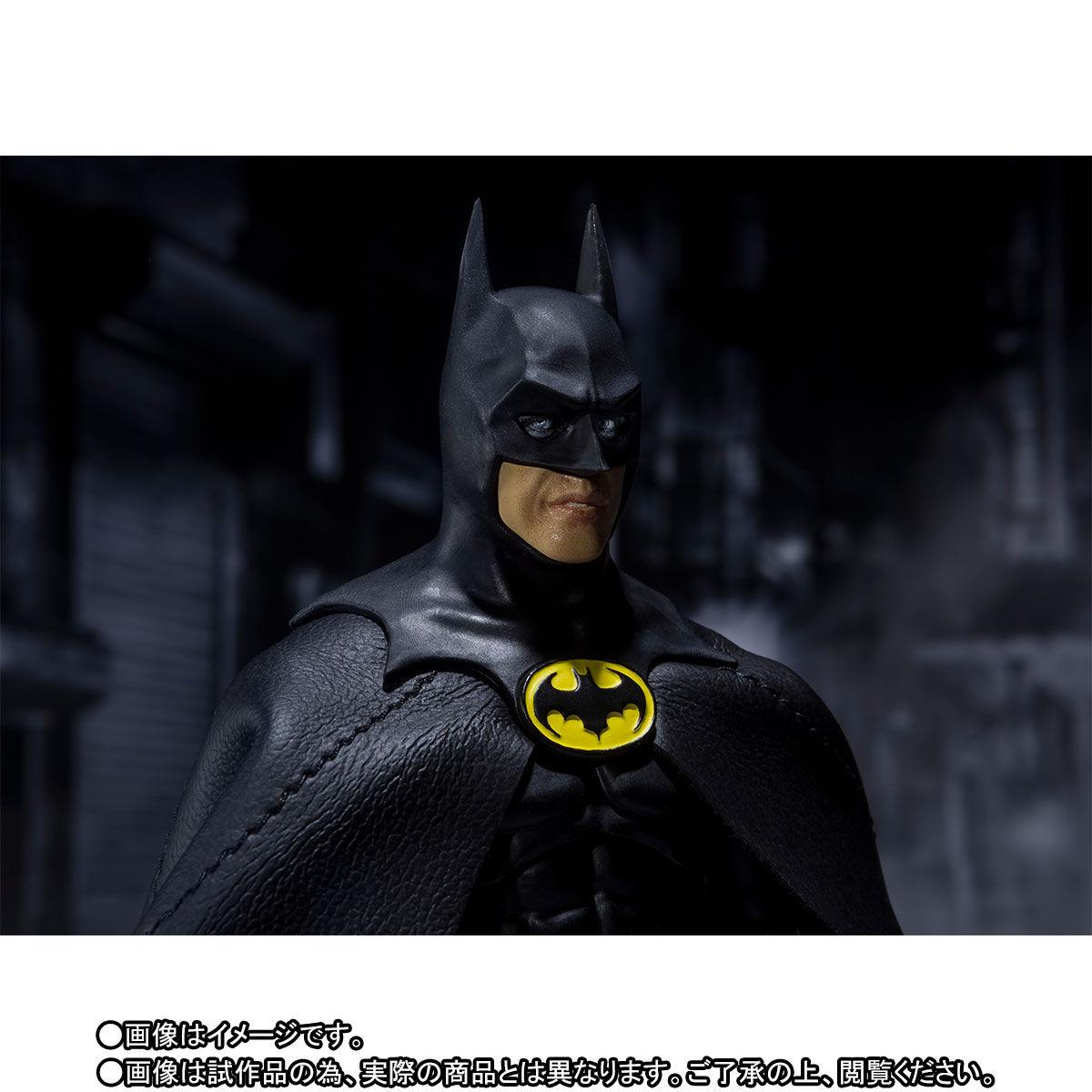 【限定販売】S.H.Figuarts『バットマン(BATMAN 1989)』可動フィギュア-007