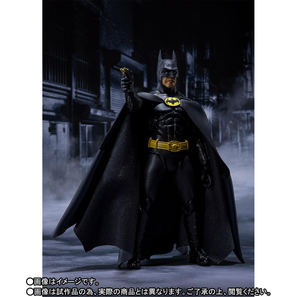 【限定販売】S.H.Figuarts『バットマン(BATMAN 1989)』可動フィギュア-008