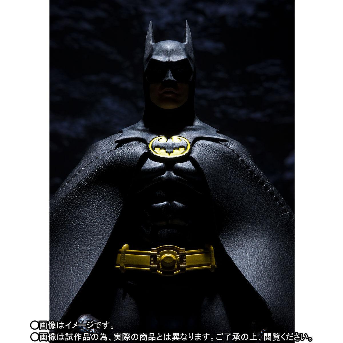 【限定販売】S.H.Figuarts『バットマン(BATMAN 1989)』可動フィギュア-010