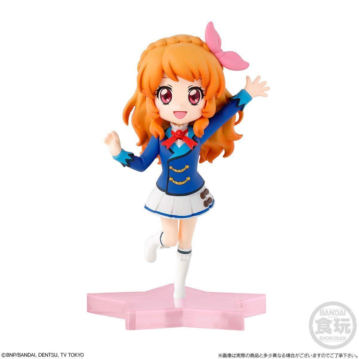 【限定販売】【食玩】アイカツ!『MiMiCHeRi アイカツ!Lovely Party Collection セット』6体セット-003