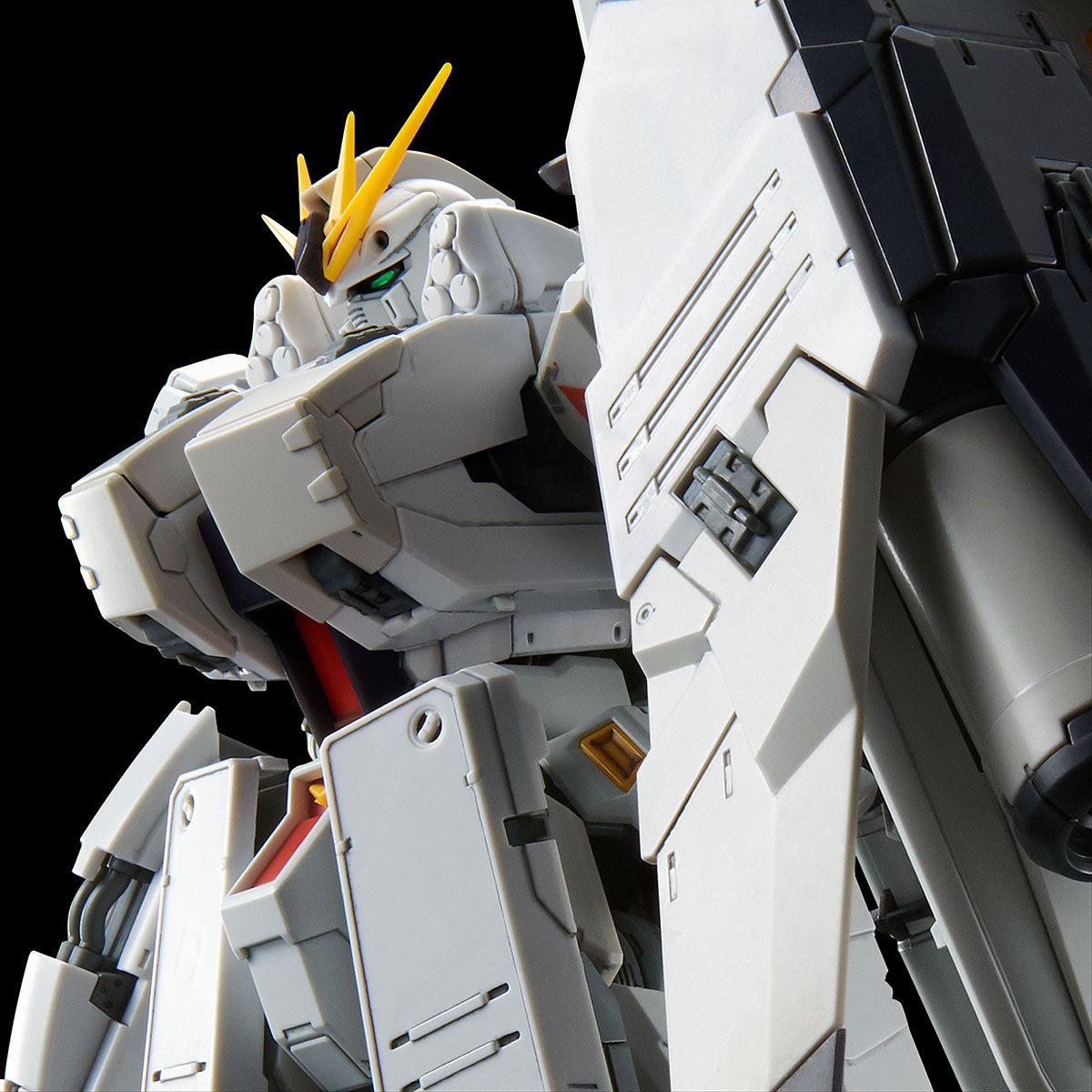 【限定販売】RG 1/144『νガンダム HWS』逆襲のシャア プラモデル-001