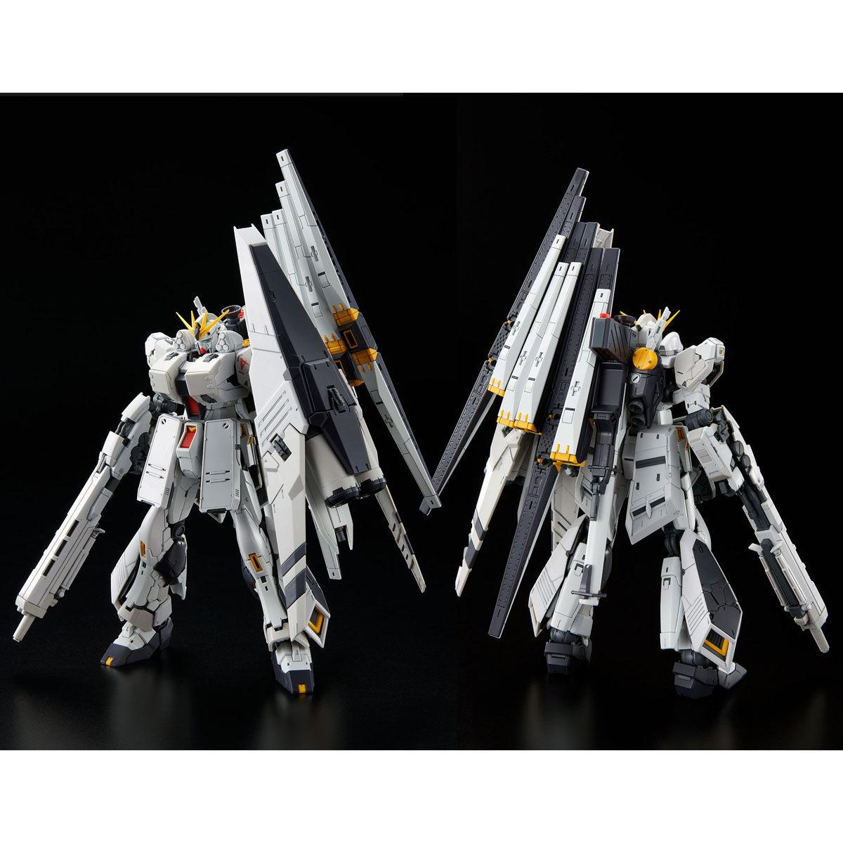【限定販売】RG 1/144『νガンダム HWS』逆襲のシャア プラモデル-002