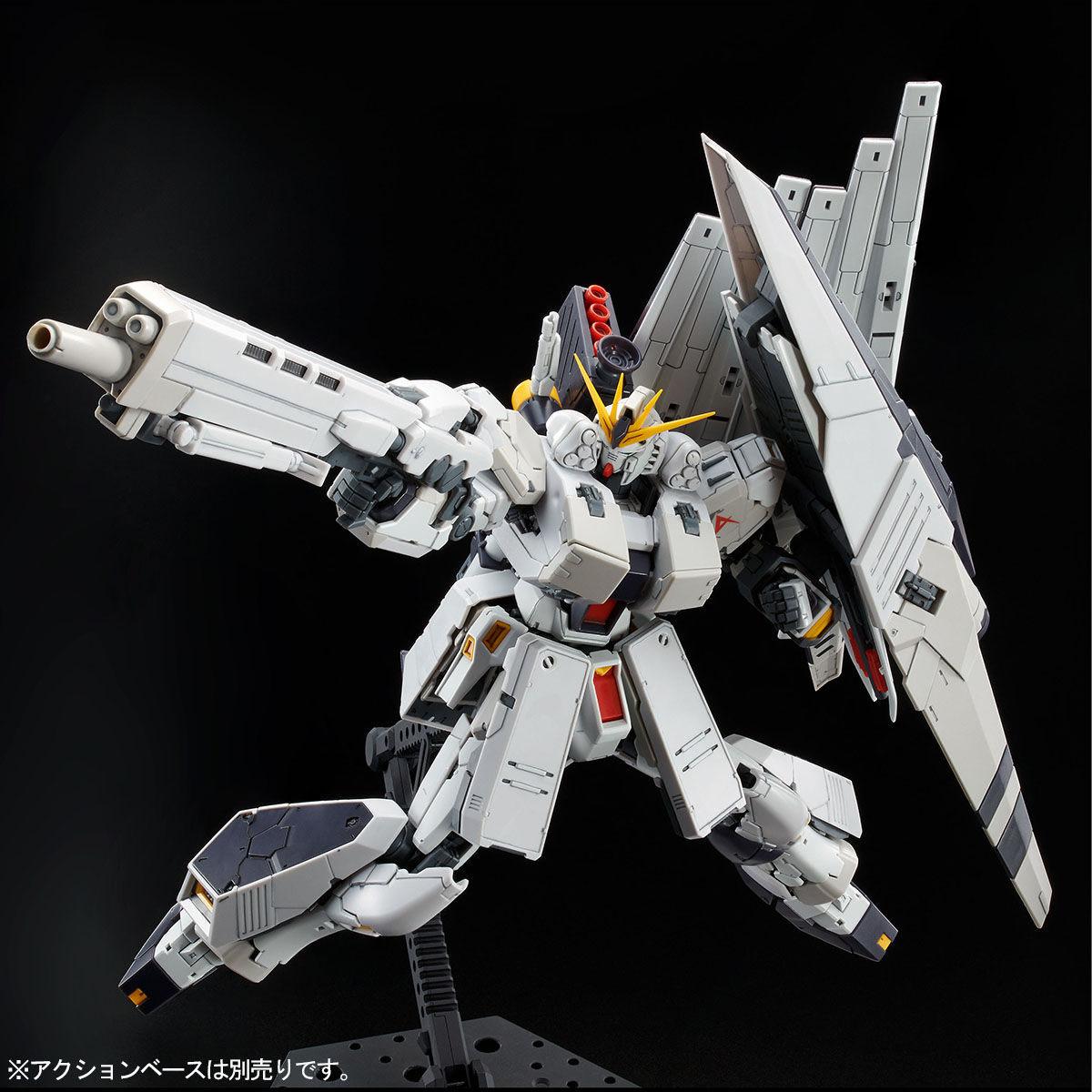 【限定販売】RG 1/144『νガンダム HWS』逆襲のシャア プラモデル-003