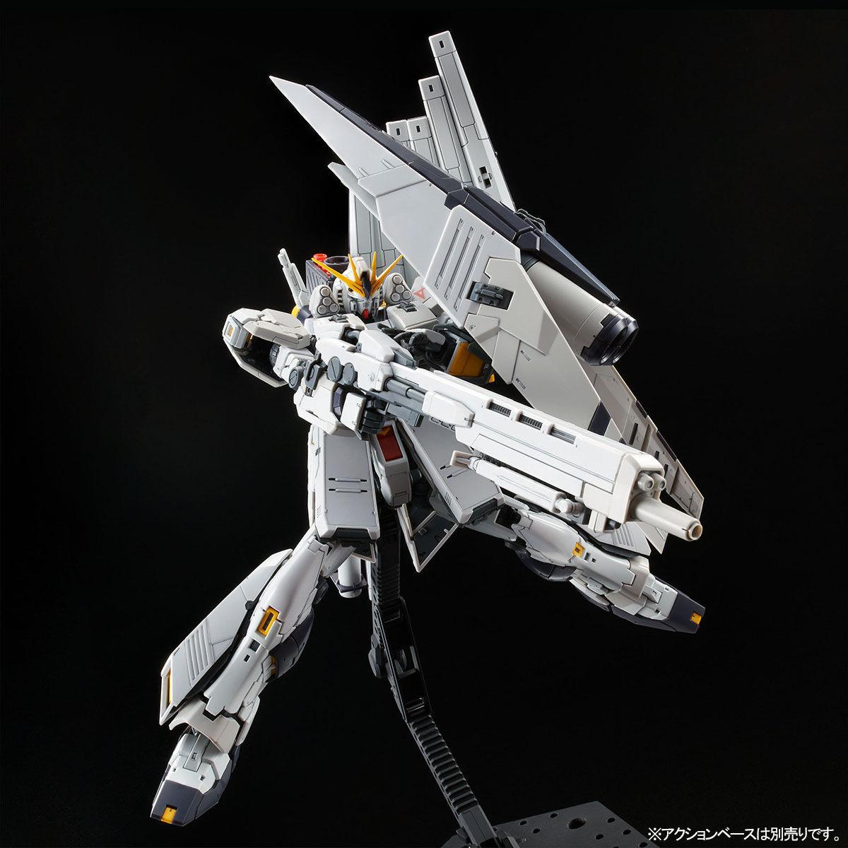 【限定販売】RG 1/144『νガンダム HWS』逆襲のシャア プラモデル-004