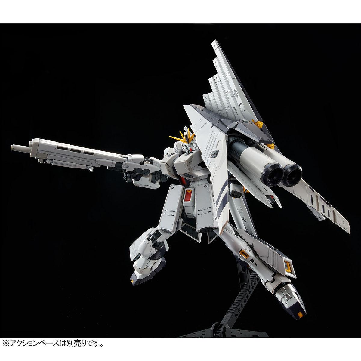 【限定販売】RG 1/144『νガンダム HWS』逆襲のシャア プラモデル-005