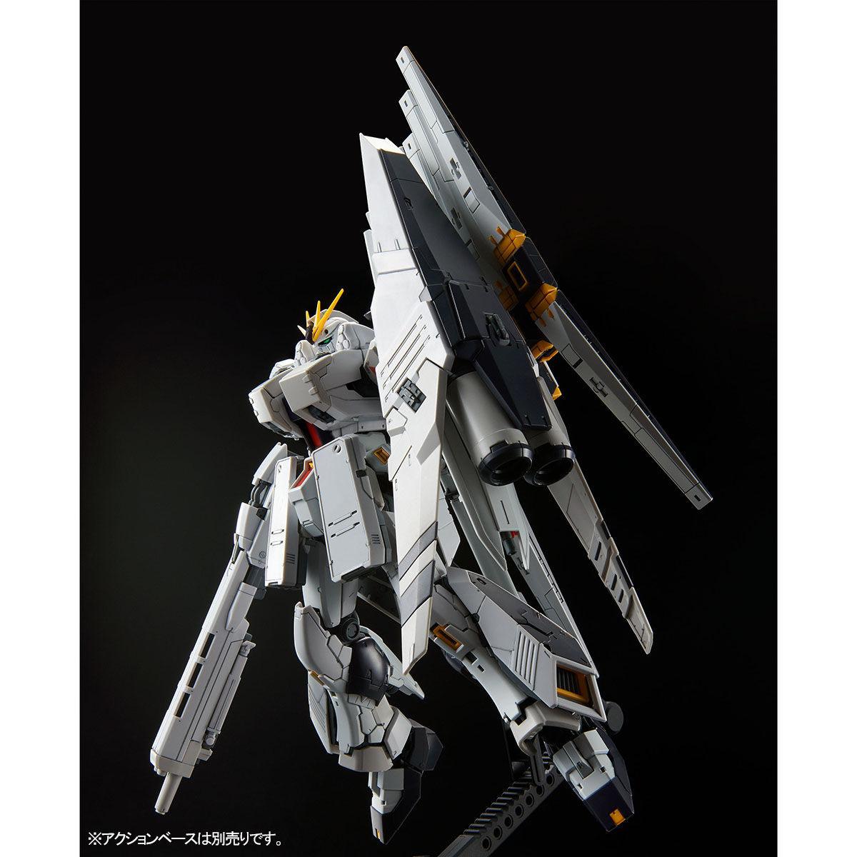 【限定販売】RG 1/144『νガンダム HWS』逆襲のシャア プラモデル-006
