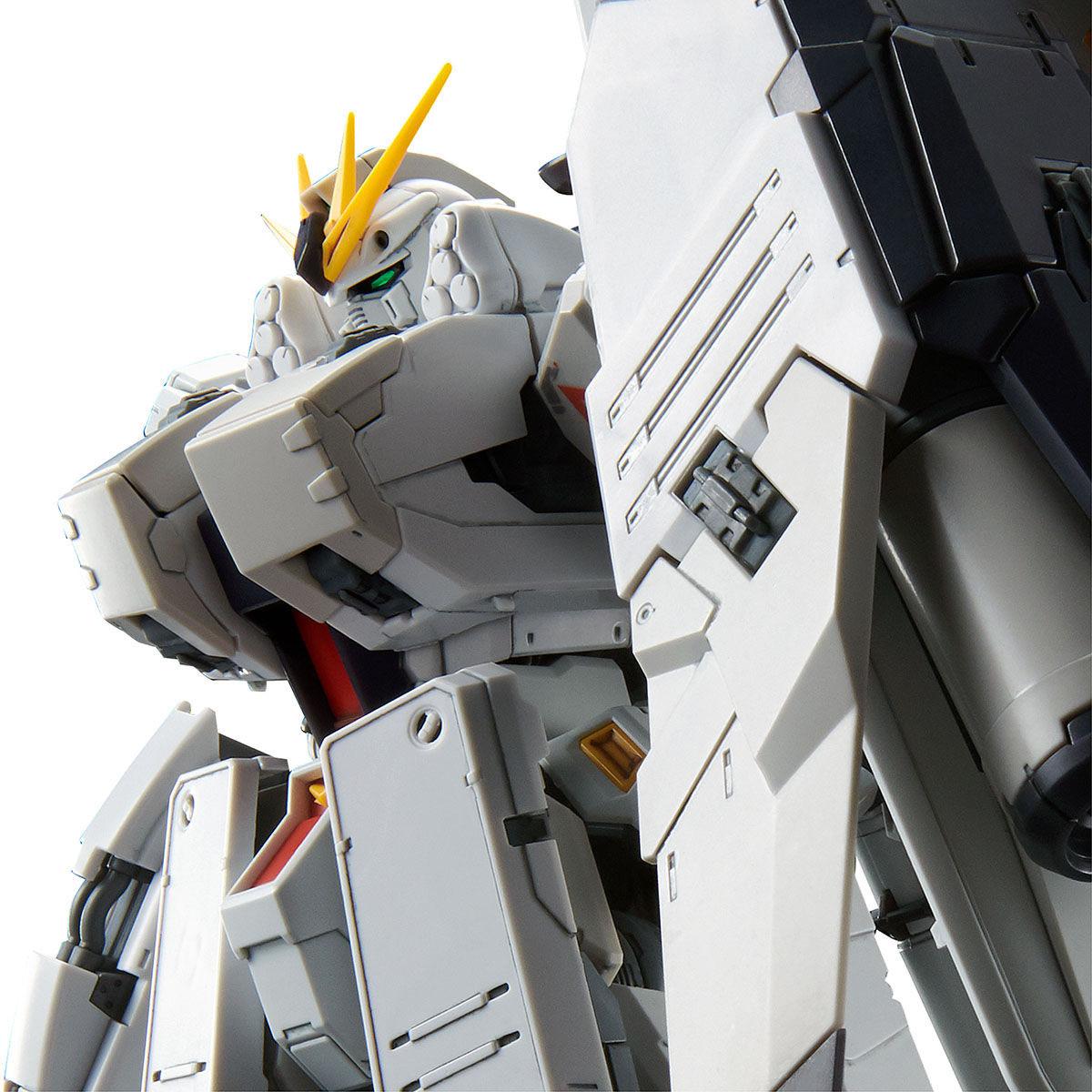 【限定販売】RG 1/144『νガンダム HWS』逆襲のシャア プラモデル-010