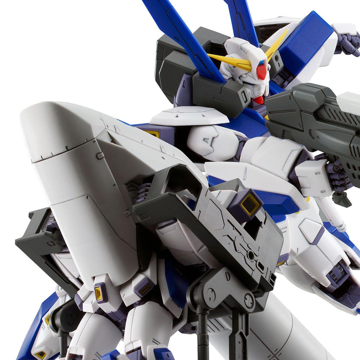 【限定販売】MG 1/100『ガンダムF90用 ミッションパック Oタイプ&Uタイプ』プラモデル-010
