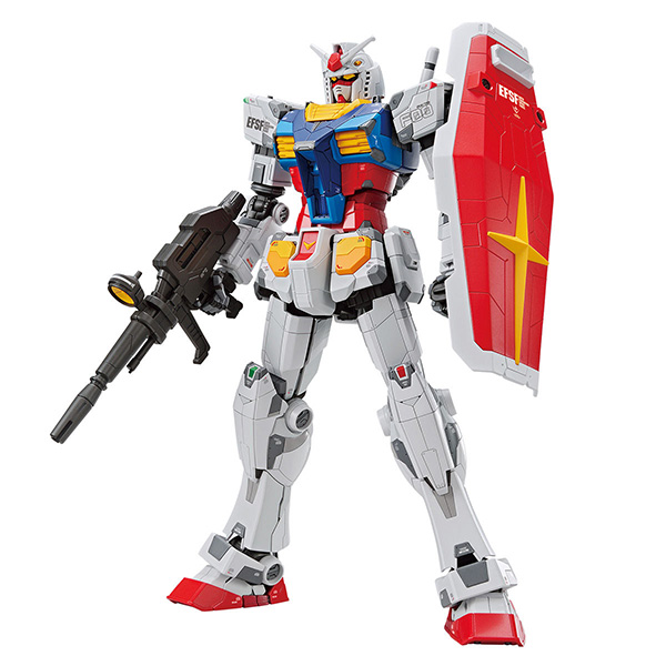 【再販】GUNDAM FACTORY YOKOHAMA『RX-78F00 ガンダム』1/100 プラモデル
