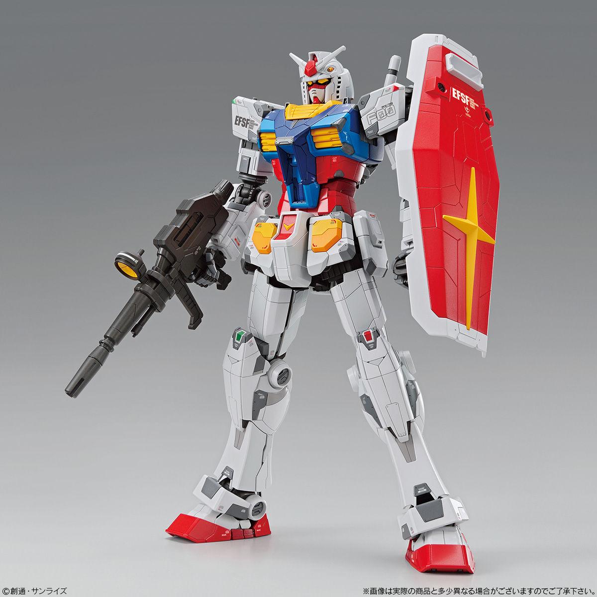 【先行販売】GUNDAM FACTORY YOKOHAMA『RX-78F00 ガンダム』1/100 プラモデル-002