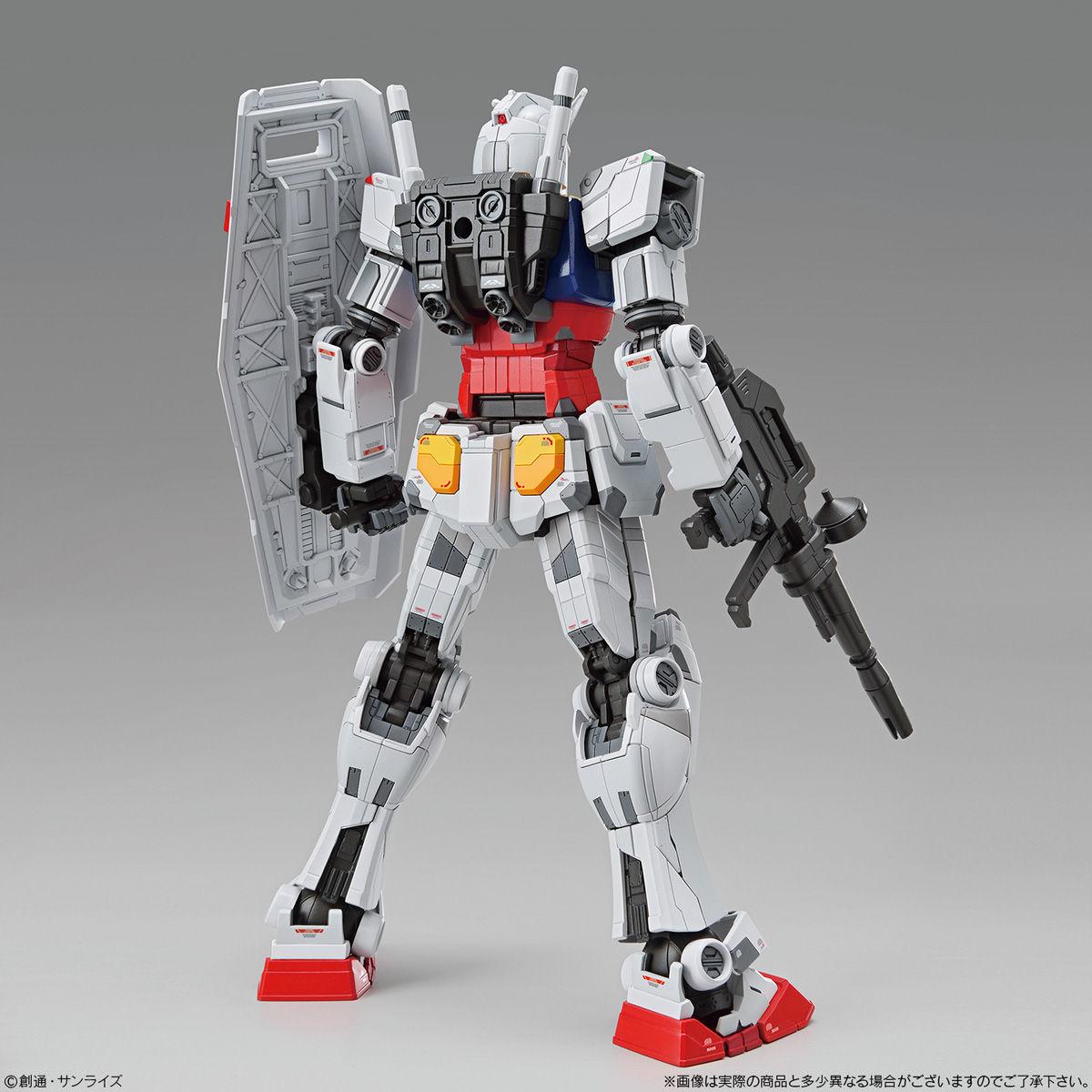 【先行販売】GUNDAM FACTORY YOKOHAMA『RX-78F00 ガンダム』1/100 プラモデル-003