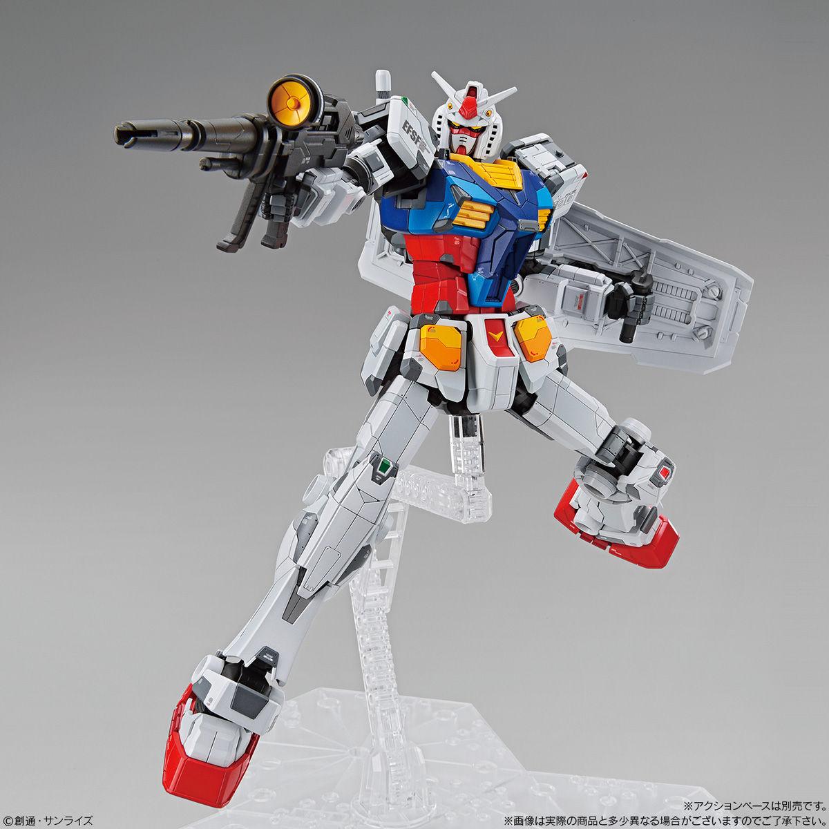 【先行販売】GUNDAM FACTORY YOKOHAMA『RX-78F00 ガンダム』1/100 プラモデル-004
