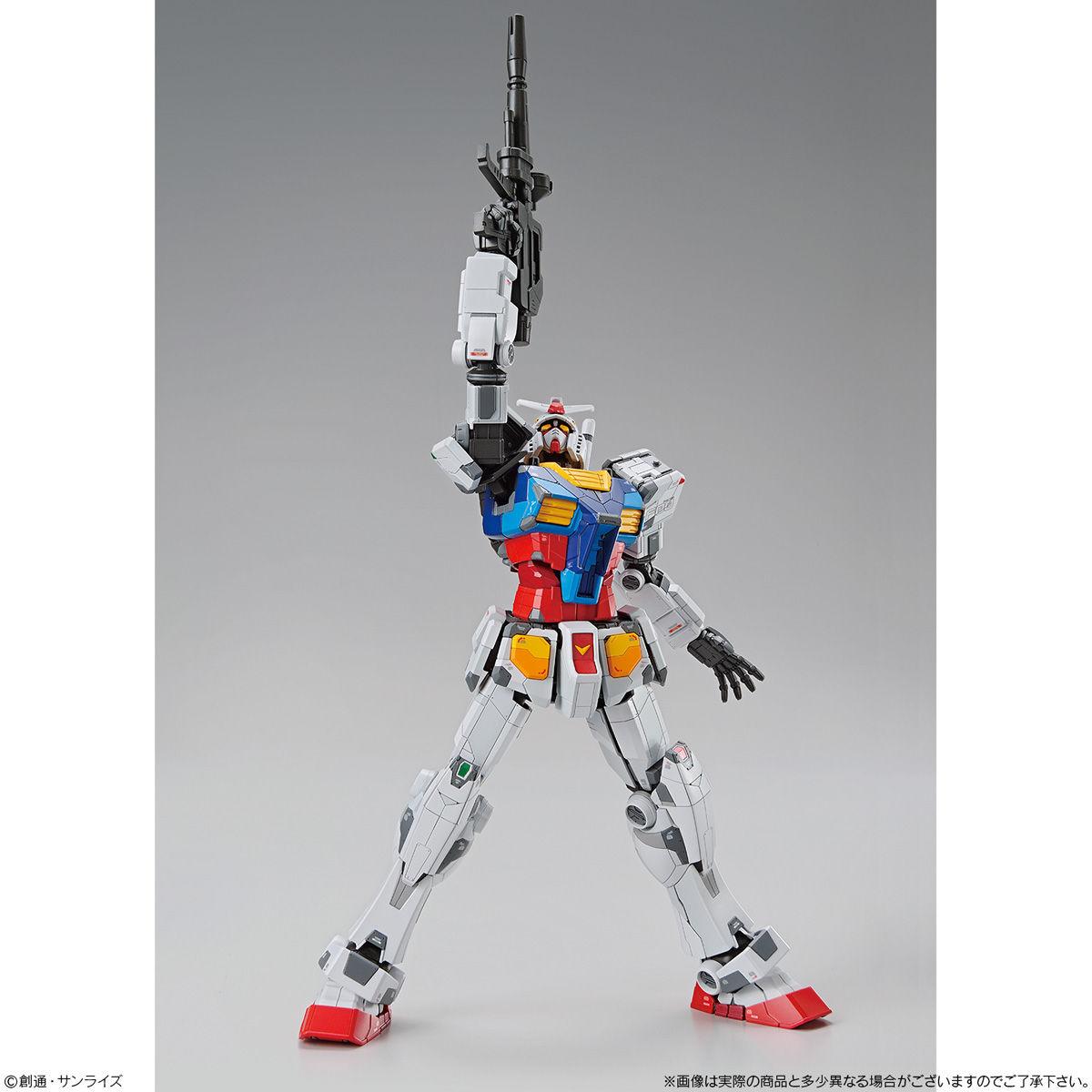 【先行販売】GUNDAM FACTORY YOKOHAMA『RX-78F00 ガンダム』1/100 プラモデル-006