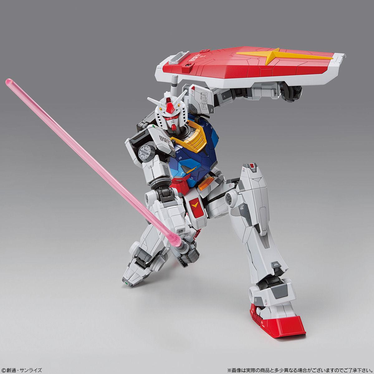 【先行販売】GUNDAM FACTORY YOKOHAMA『RX-78F00 ガンダム』1/100 プラモデル-007