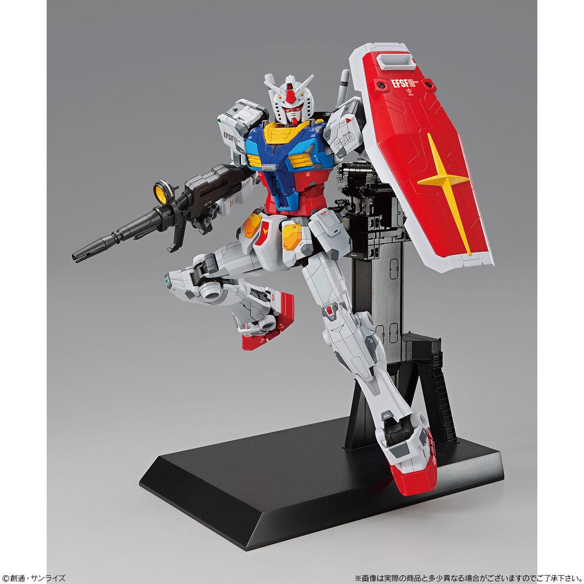 【先行販売】GUNDAM FACTORY YOKOHAMA『RX-78F00 ガンダム』1/100 プラモデル-008