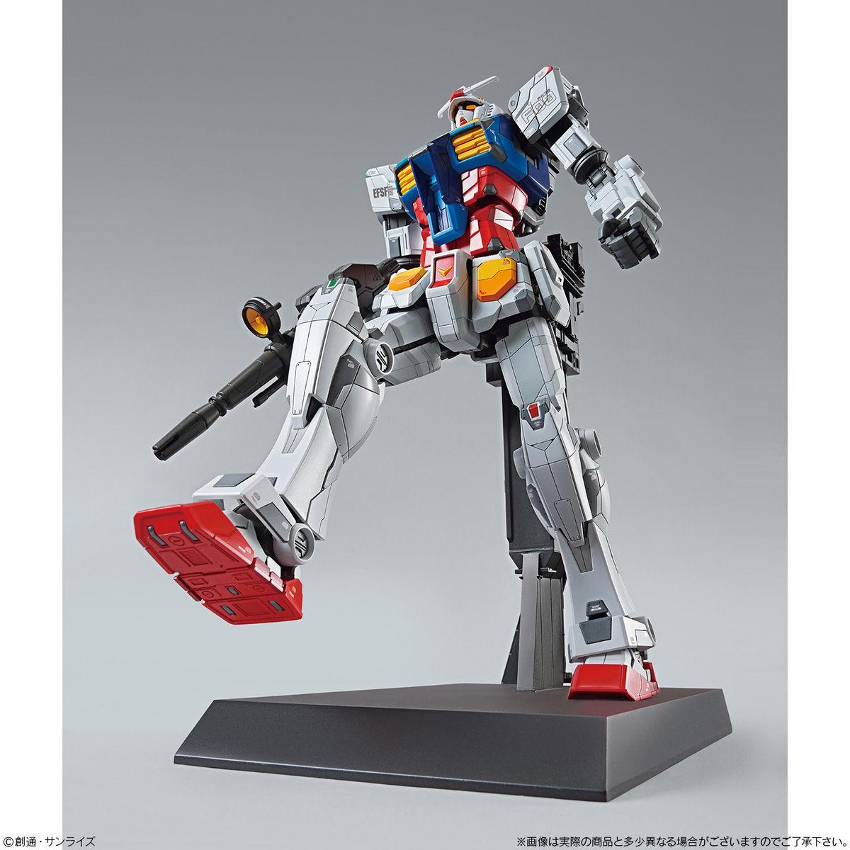 【先行販売】GUNDAM FACTORY YOKOHAMA『RX-78F00 ガンダム』1/100 プラモデル-009
